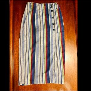Liz Wear Petite Skirt